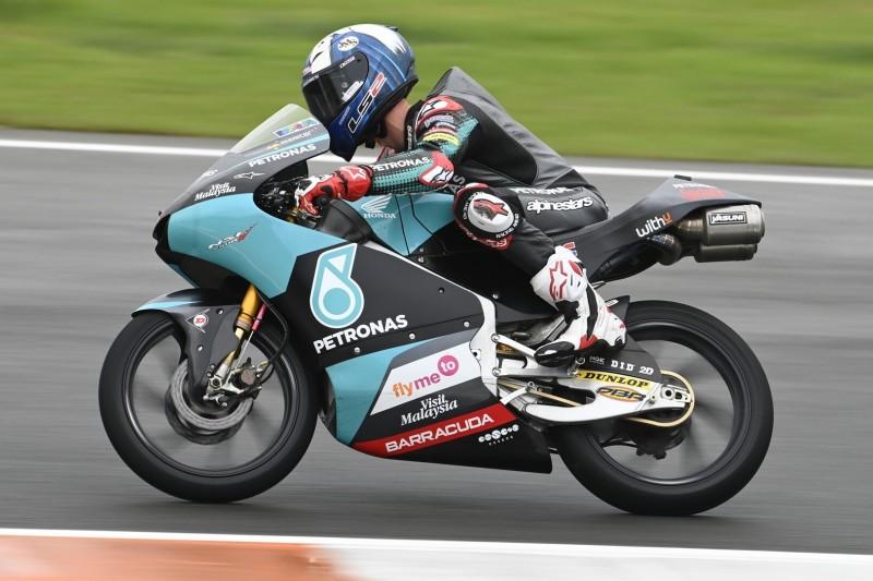 Moto3 Valencia FT3: Nasse Strecke ermöglicht keine schnelleren Zeiten