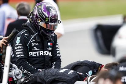 Aufregung um Lewis Hamilton am Start in Imola: Darum ging's!