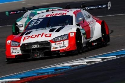 DTM-Rennen Hockenheim 2: Sieger Rast entgeht Strafe und holt Titel