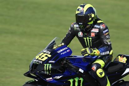 """Elektronikproblem beendet Rossis Comeback frühzeitig: """"Sehr schade"""""""