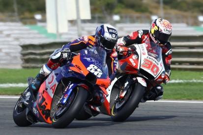 Drei KTM in den Top 10: Oliveira und Binder mischen im Verfolgerfeld mit