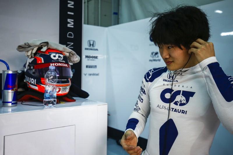 Tsunoda: Red Bull lehnte Euroformula-Comeback für Imola-Test ab