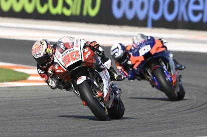 Honda in Valencia: Nakagami hadert mit P4, Bradl erneut in den Punkten