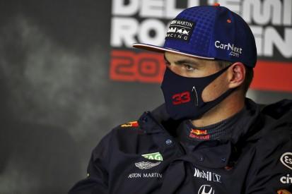 Max Verstappen denkt an Mechaniker: 23 Rennen sind zu viel