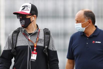 Vasseur gibt zu: Alfa Romeo hat nicht nur mit Räikkönen gesprochen