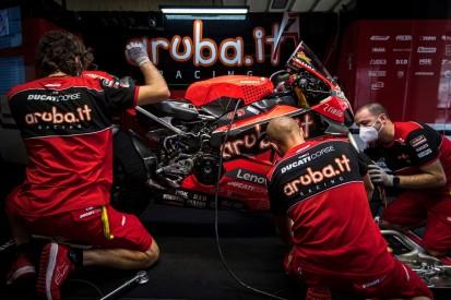 """""""Haben das beste Motorrad"""" - Ducati von der Panigale V4R überzeugt"""