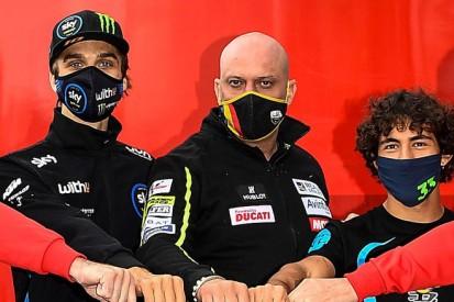 Avintias neues MotoGP-Duo für 2021: Marini gegenüber Bastianini im Nachteil?