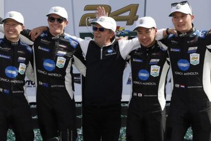 Trotz Daytona-Sieg und Titelchance: Wayne Taylor tauscht alle Fahrer aus