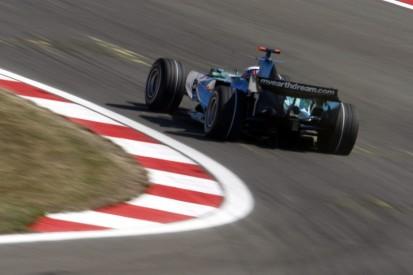 """Lewis Hamilton: """"Ich bin mir sicher, Kurve 8 geht mit Vollgas"""""""