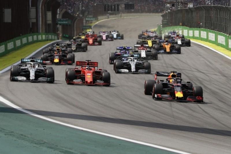 F1-Rennen in Rio offenbar gestorben: Neuer Vertrag für Sao Paulo!