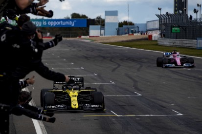 Daniel Ricciardo: Racing Point hat weiterhin das drittbeste Auto