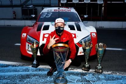 Dominanz pur: Diese DTM-Rekorde stellte Audi 2020 auf