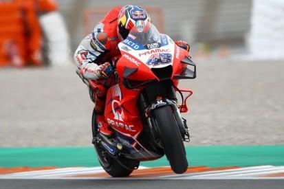 MotoGP FT2 Valencia 2: Bestzeit Miller, Mir nach Sturz außerhalb der Top 10