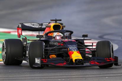 Max Verstappen: F1 in Istanbul noch fünf Sekunden zu langsam