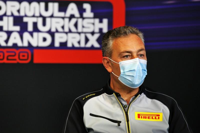 """Pirelli gibt zu: Reifenmischungen für Istanbul sind """"ein wenig zu hart"""""""