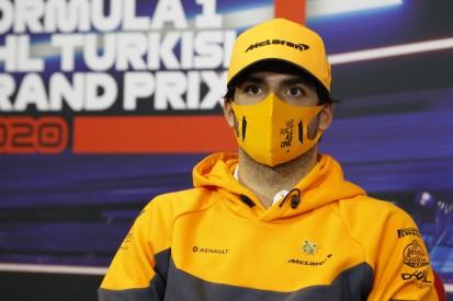 Carlos Sainz: Möchte schon in Abu Dhabi den Ferrari testen