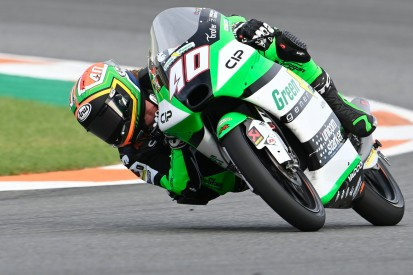 Moto3-Qualifying Valencia 2: Erste Pole-Position für Darryn Binder
