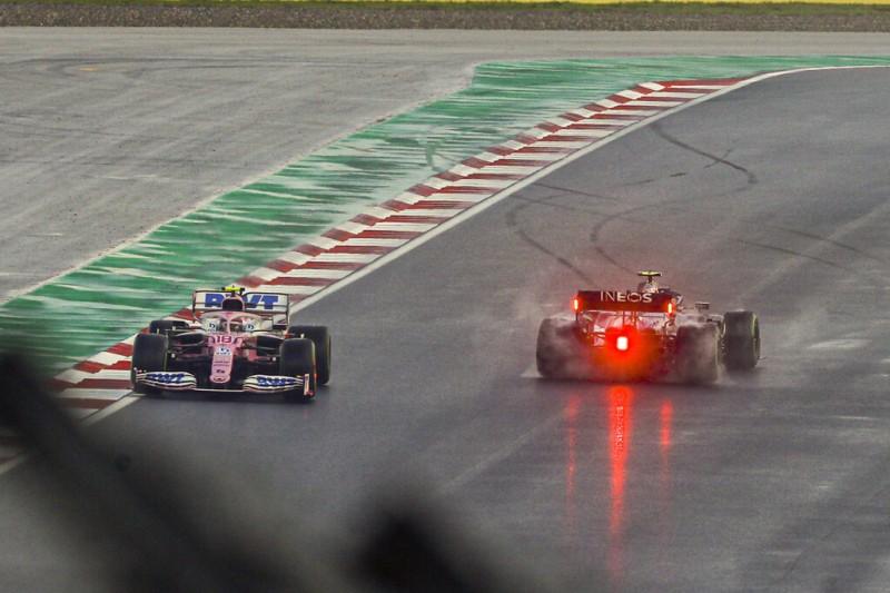 Mercedes geht baden: Große Stärke des W11 wird zum Schwachpunkt