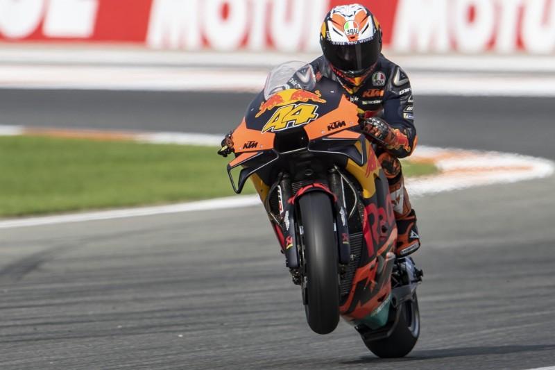 Drei KTM in den Top 10: Pol Espargaro wittert wieder Chance aufs Podest