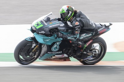 MotoGP Valencia 2: Franco Morbidelli macht auch im Warm-up das Tempo