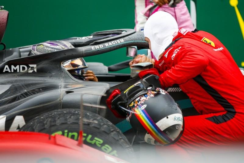 """Formel-1-Liveticker: Vettel glaubt: Hamilton """"ist noch nicht fertig"""""""