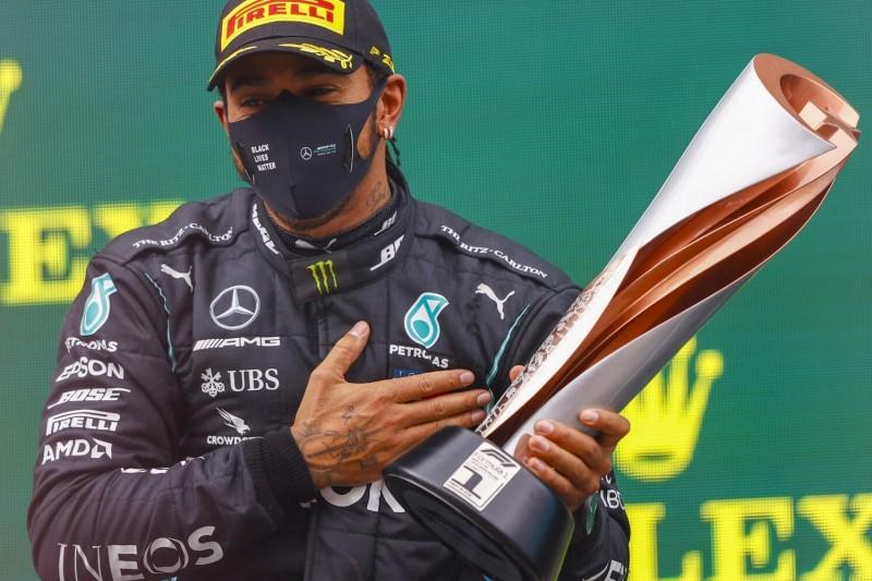 Istanbul 2020: Eines der besten Formel-1-Rennen von Lewis Hamilton?