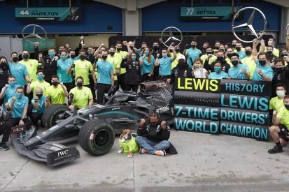 #SagsMST Istanbul: Das Netz verneigt sich vor Lewis Hamilton