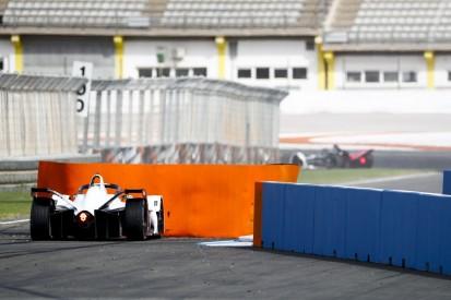 Formel-E-Test Valencia: Berüchtigte Schikane kommt nicht zum Einsatz