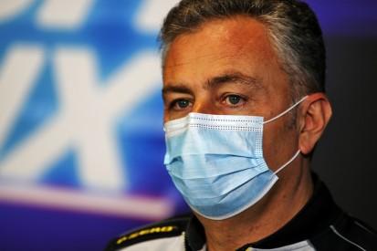 Pirelli-Chef Mario Isola positiv auf das Coronavirus getestet