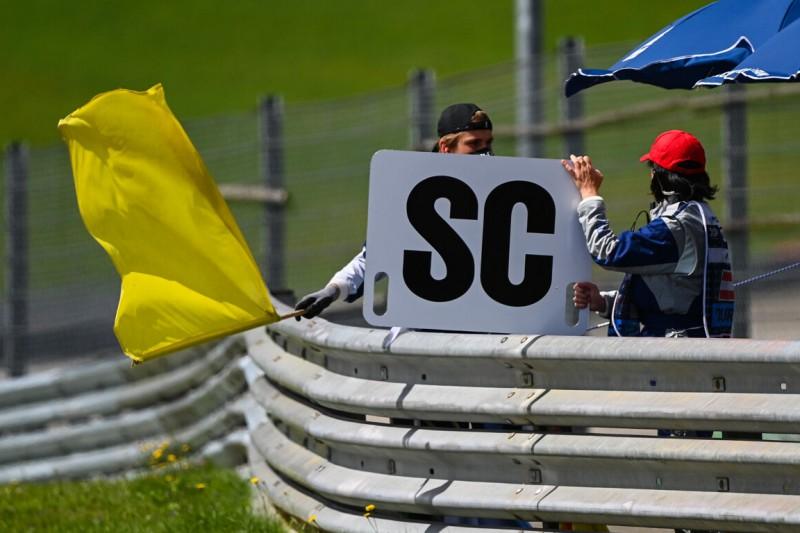 Masi über Imola-Vorfall unter Gelb: Teams waren gegen Vettels Lösung