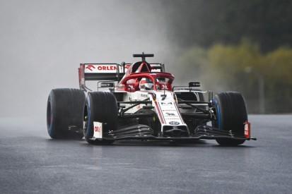"""Kimi Räikkönen: Das Rennen in der Türkei """"hat keinen Spaß gemacht"""""""