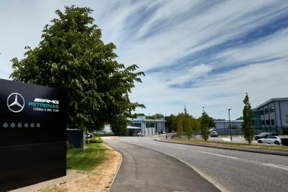 Für 2022: Mercedes verlegt Formel-E-Team in die F1-Fabrik