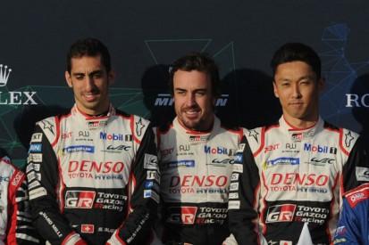 Button: Alonso wegen Sportwagen-Erfahrung jetzt ein besserer Teamkollege