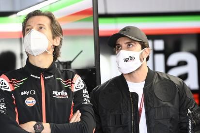 """Aprilia und die Frage, wer Iannone ersetzt: """"Eine Reihe"""" von Optionen"""