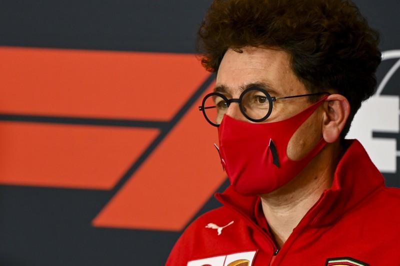 Ferrari erstmals punktbestes Team: Anerkennung für Vettel von Binotto