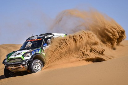 Kimi Räikkönen: Rallye Dakar ist nicht mehr so cool wie früher