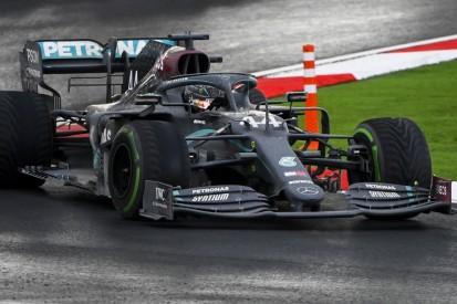 """Hamiltons """"Intermediate-Slick"""": Mercedes hatte es genau so geplant!"""
