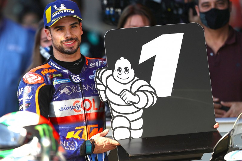 """Miguel Oliveira: """"Ich weiß nicht, was nach 15 Runden mit den Reifen passiert"""""""