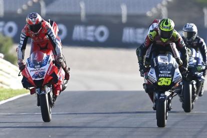 MotoGP-Liveticker Portimao: Heimsieg für Oliveira! Enges Duell um Platz zwei