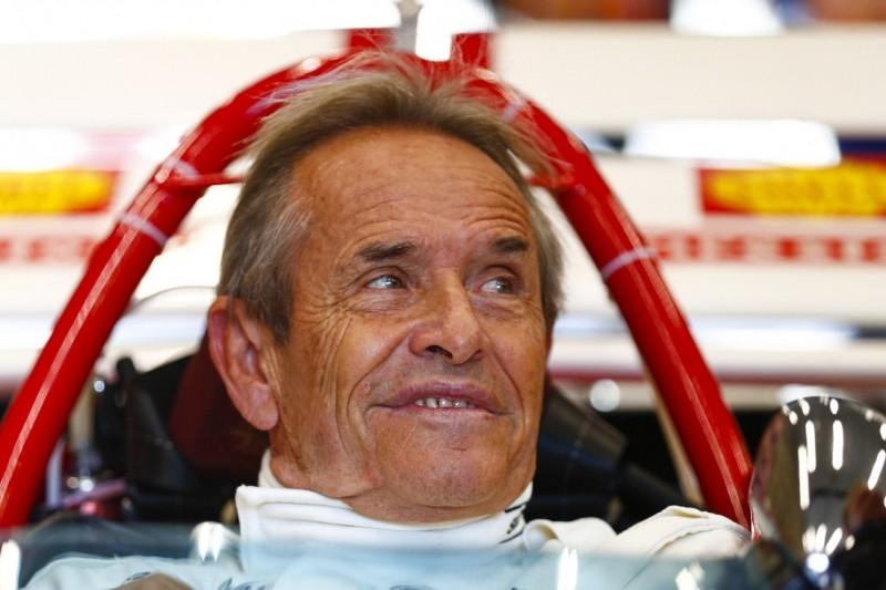 """Rennlegende Jacky Ickx: Formel E """"geht Hand in Hand mit der Autoindustrie"""""""