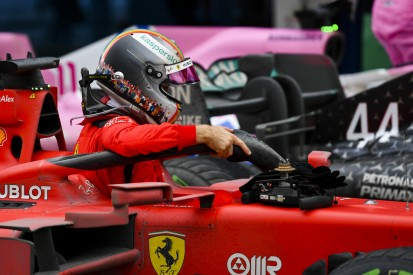 Formel-1-Liveticker: Vettel: Darum ist der Ferrari nicht konkurrenzfähig