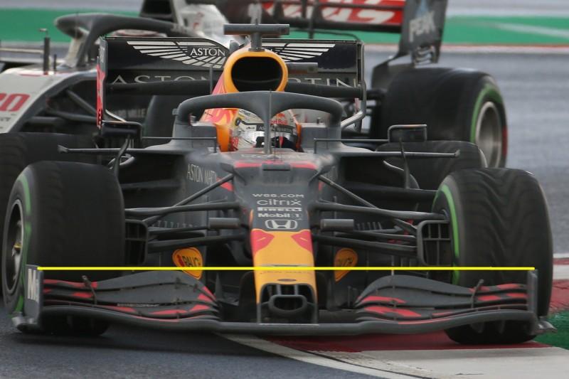 Formel-1-Technik: Die Red-Bull-Fortschritte, die ein Fehler verschleierte
