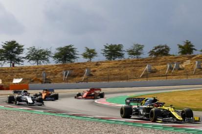 Racing Point, McLaren, Renault oder Ferrari: Wer schnappt sich Rang drei?