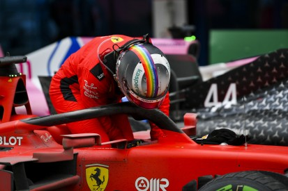 Sebastian Vettel: Ferrari SF1000 produziert mehr Luftwiderstand