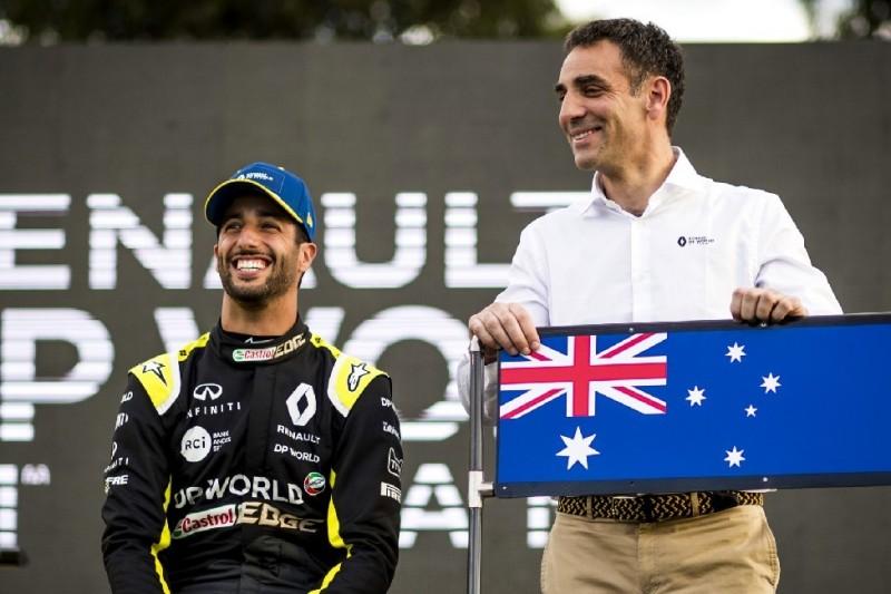 """""""Aggressiver und fordernder"""": Renault-Teamchef vergleicht Alonso mit Ricciardo"""