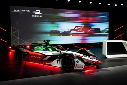 Formel E 2021: Audi präsentiert den e-tron FE07