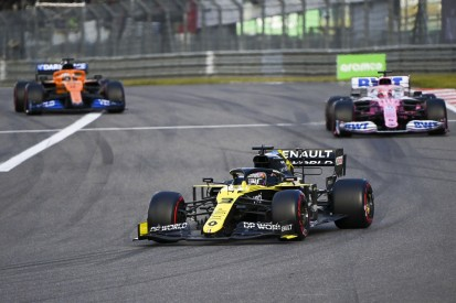 "Daniel Ricciardo: Renault im Kampf um P3 nur ""Außenseiter"""
