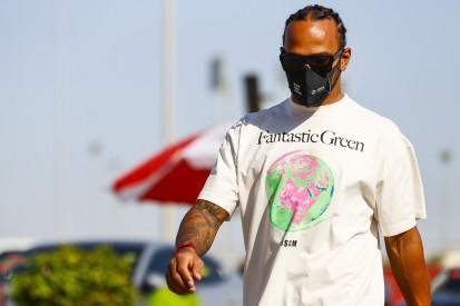 Lewis Hamilton: Noch keine Zeit, die ganzen Nachrichten zu beantworten