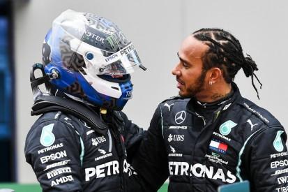 """Formel-1-Liveticker: Hamilton: """"Nicht leicht, mein Teamkollege zu sein ..."""""""