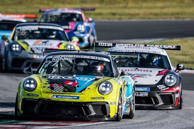 Kalender Porsche-Carrera-Cup 2021: 16 Rennen mit GT ...